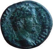 Assarion - Antoninus (Philippopolis mint) – obverse