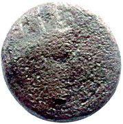 Prutah (Tyre) – obverse