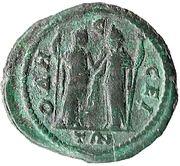 Triassaria - Julia Maesa (Demeter and Persephone; Odessos) – reverse