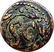 Semis -Tibère  . Antioche – reverse