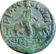Sestertius - Volusianus (P M S COL VIM; Viminacium) – reverse