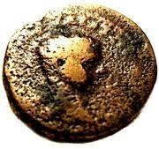 Æ 21 - Elagabalus (Antioch mint) – obverse