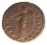 AE 23 Caracalla - Stobi. – reverse