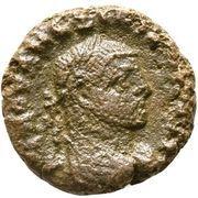 Tetradrachm - Maximianus (Alexandria) – obverse
