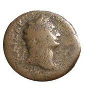 Diobol - Domitian – obverse