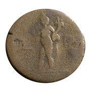 Diobol - Domitian – reverse