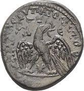 Tetradrachm - Elagabal (Eagle, Antioch mint) – reverse