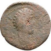 AE21 - Septimius Severus (Philippopolis mint) – obverse