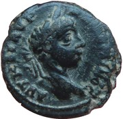 Assarion - Elagabalus (Philippopolis mint) – obverse