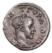 Drachma - Gordian III (Caesaria/Kayseri) – obverse