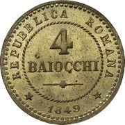 4 Baiocchi – reverse