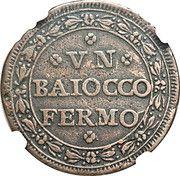 1 Baiocco – reverse