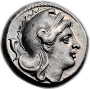Didrachm (Anonymous; ROMANO) – obverse