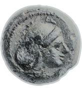 Half litra (Anonymous; ROMA) – obverse
