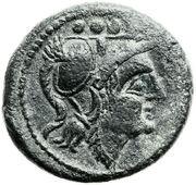 Triens (Anonymous; ROMA) – obverse
