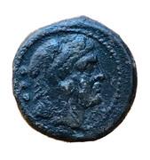 Quadrans (Anonymous; ROMA) – obverse