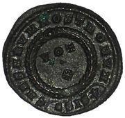 Nummus - Constantinus II (VOTIS DECENNALIA) – reverse