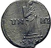 Follis - Constantinus I(VN MR; Heraclea) – reverse