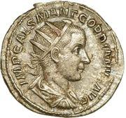 Antoninianus - Gordianus III (FIDES MILITVM) -  obverse