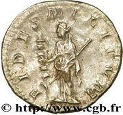 Antoninianus - Gordianus III (FIDES MILITVM) -  reverse