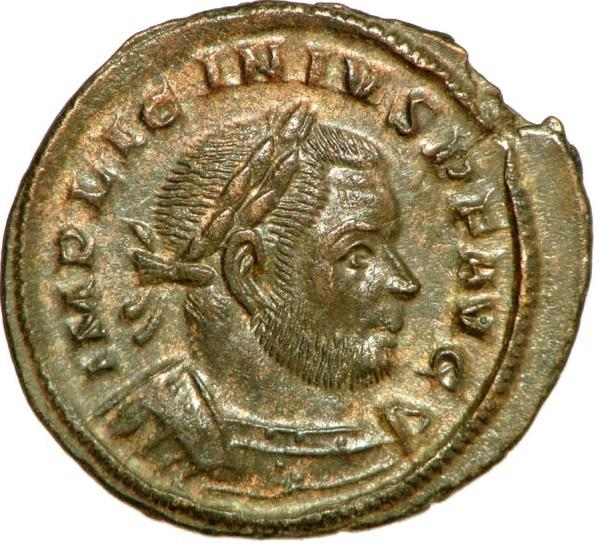 Follis - Maximianus (GENIO POPVLI ROMANI; Londinium
