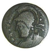 Centenionalis - Constantinus I (Lugdunum mint) – obverse