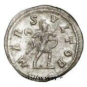 Denarius - Severus Alexander (MARS VLTOR) – reverse