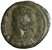 Follis - Constantinus Ist (VRBS ROMA; Lugdunum) – obverse