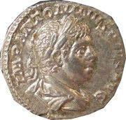 Denarius - Elagabalus (ABVNDANTIA AVG) – obverse