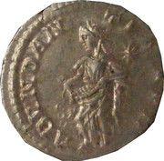 Denarius - Elagabalus (ABVNDANTIA AVG) – reverse