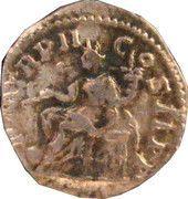 Denarius - Elagabalus (PM TRP II COS II PP) – reverse