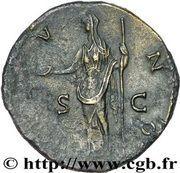 Sestertius - Faustina I (IVNO) – reverse