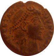 Follis - Constantius II (VOT XX MVLTI XXX; Antioch) – obverse
