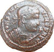 Nummus - Constantinus I (BEATA TRANQVILLITAS) – obverse