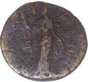 Sestertius - Faustina I (Ceres: AVGVSTA) – reverse