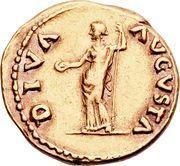 Aureus - Galba (DIVA AVGVSTA) – reverse