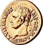Aureus - Vitellius (LIBERTAS RESTITVTA) – obverse