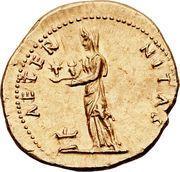 Aureus - Titus (AETERNITAS) – reverse
