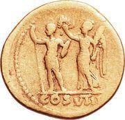 Aureus - Vespasianus (COS VIII) – reverse