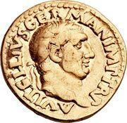Aureus - Vitellius (CONCORDIA P R) – obverse