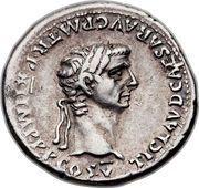 Denarius - Claudius (PACI AVGVSTAE) -  obverse