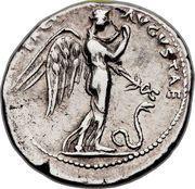 Denarius - Claudius (PACI AVGVSTAE) -  reverse