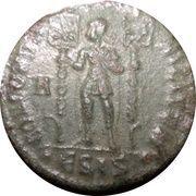 Maiorina - Constantius II (CONCORDIA MILITUM) – reverse