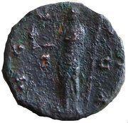 As - Faustina I (AVGVSTA: Vesta) – reverse