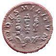 Denarius - Elagabalus (FIDES MILITVM) – reverse