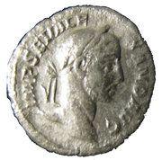 Denarius - Severus Alexander – obverse