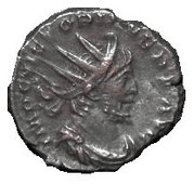 Antoninianus - Victorinus -  obverse