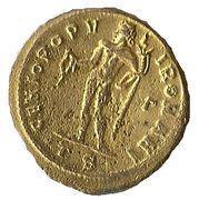 Follis - Diocletianus (GENIO POPVLI  ROMANI) – reverse