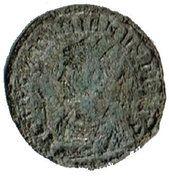 Antoninianus - Maximianus Herculeus (CLEMENTIA TEMP) – obverse