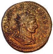 Antoninianus - Diocletianus (IOVI AVGG) – obverse